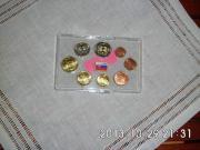Euro Kursmünzen Slowakei 2009