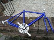 Fahrrad Rahmen Azzuro,