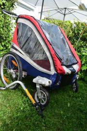 chariot fahrradanhaenger sport fitness sportartikel. Black Bedroom Furniture Sets. Home Design Ideas