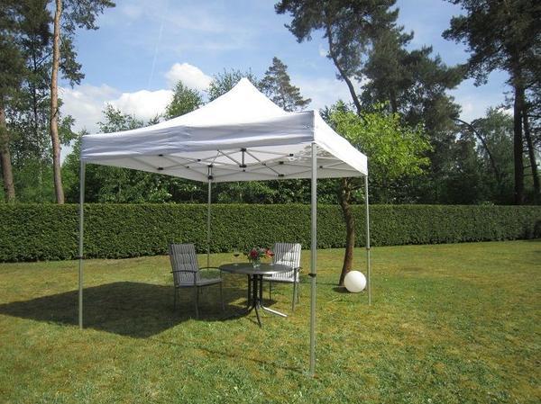 Pavillon Regenschutz Sammlung : Faltzelt faltpavillon stabiles alu gestell wind und wasserdicht neu