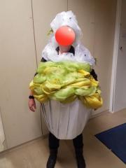 Fasching, Kostüm