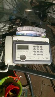 Fax-Telefon