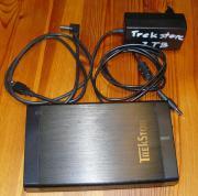 Festplattengehäuse USB2 SATA