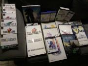 Final Fantasy Sammlung