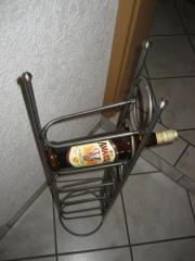 Flaschenregal Weinregal Regal Flaschen-Ständer aus