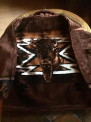 Fleece Buffalo Jacket