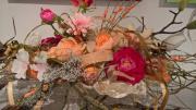 Florale Dekorationen dauerhaft u repräsentativ