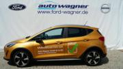 Ford Fiesta Active Colourline