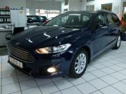 Ford Mondeo Business Edition Navi