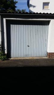 Garage im ruhigen