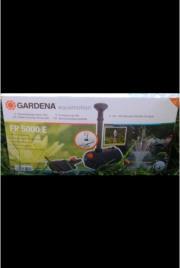 Gardena Wasserpumpe/Teichpumpe gebraucht kaufen  Nürnberg Bleiweiß