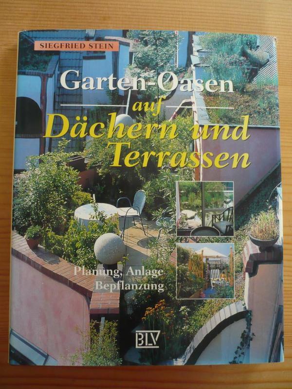 Garten-Oasen auf Dächern und Terrassen