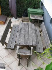 rustikale gartenmoebel in ludwigshafen pflanzen garten g nstige angebote. Black Bedroom Furniture Sets. Home Design Ideas