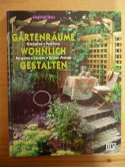 Gartenräume wohnlich gestalten