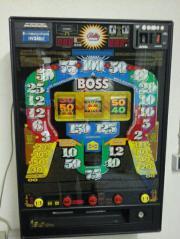 Geldspielautomat ( Euro ) für