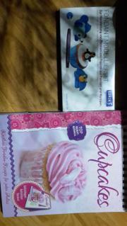 Geschenkset Cupcakes und