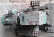 Getriebemotor Antrieb Querförderer