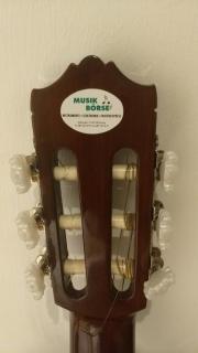 Gitarre zupfen inkl