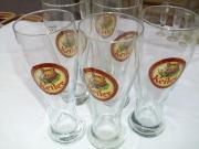 Gläser aus Gaststättenauflösung