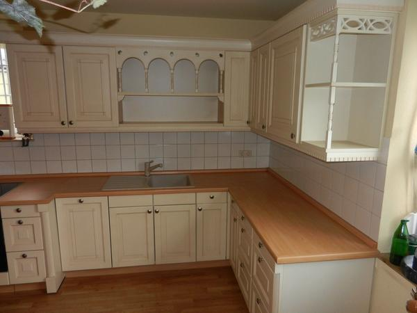 Hochwertige küchenzeilen  Große, sehr hochwertige L- Küche, kaum genutzt in Kastl ...