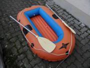 Gummiboot - Schlauchboot - / Paddelboot /