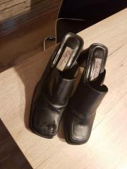 Gut erhaltene Schuhe