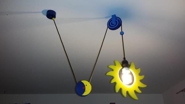 haba kinderzimmer lampe sonne & mond in puchheim - lampen kaufen