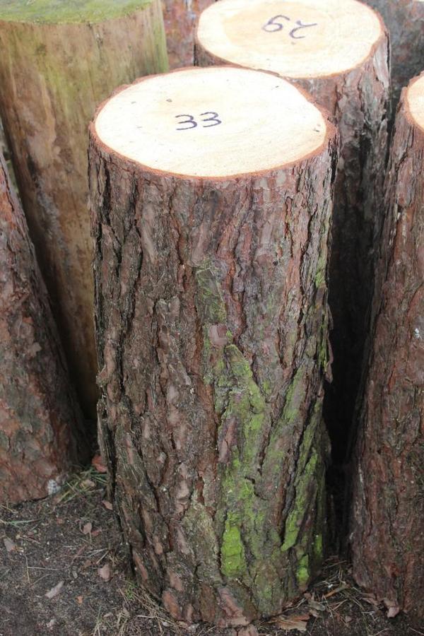 Hackklotz 33er Hauklotz fürs Brennholz