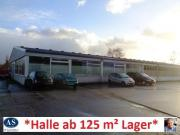 Halle-Lager ab