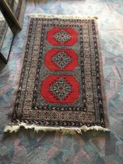 Handgefertigter Teppich