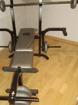 fitnessger te heimtrainer online kaufen und verkaufen. Black Bedroom Furniture Sets. Home Design Ideas