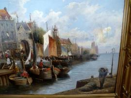 Harderwijk Gelderland Niederlande H Petersen: Kleinanzeigen aus Limburg Limburg an der Lahn - Rubrik Kunst, Gemälde, Plastik