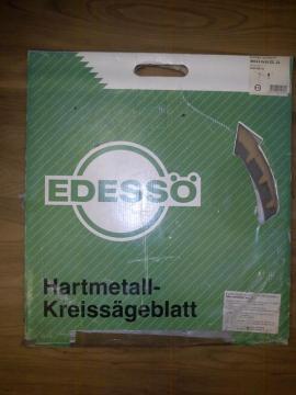 Geräte, Maschinen - Hartmetall-Kreissägeblatt von EDESSÖ 400x3 8x30