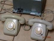 Haustelefonanlage, uralt