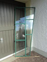 Haustür Seiten-Windschutz,