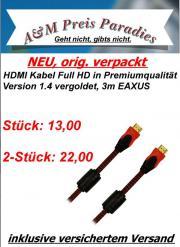 HDMI Kabel Full