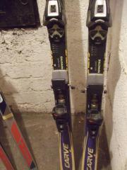 Head Carving Ski