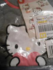 Hello Kitty Langarmshirt Gr 158