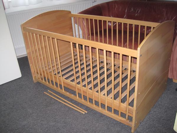 babybett buche neu und gebraucht kaufen bei. Black Bedroom Furniture Sets. Home Design Ideas