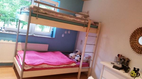 hochbett hasena ahorn in gr nstadt kinder jugendzimmer kaufen und verkaufen ber private. Black Bedroom Furniture Sets. Home Design Ideas