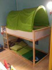 Ikea hochbett kinderbett  Kura Bett - Haushalt & Möbel - gebraucht und neu kaufen - Quoka.de