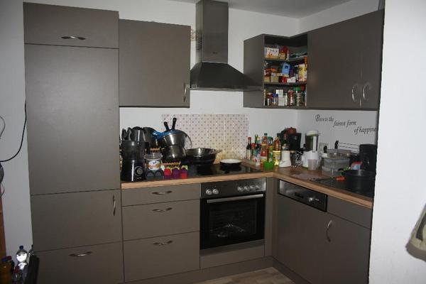 hochwertige amero küche inklusive elektrogeräten in fürth
