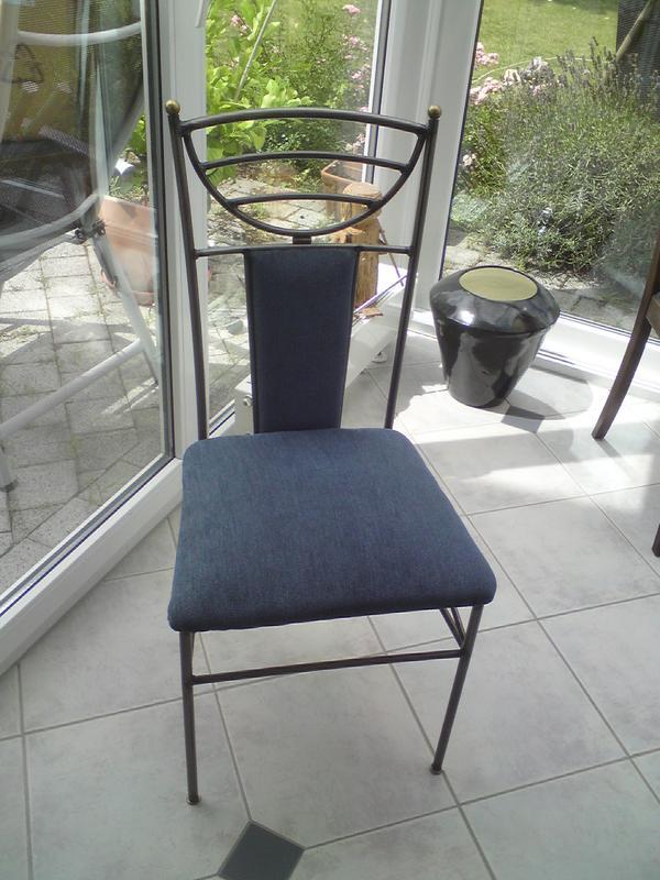 hochwertige esszimmer stühle zu verkaufen! in knittelsheim, Esszimmer dekoo