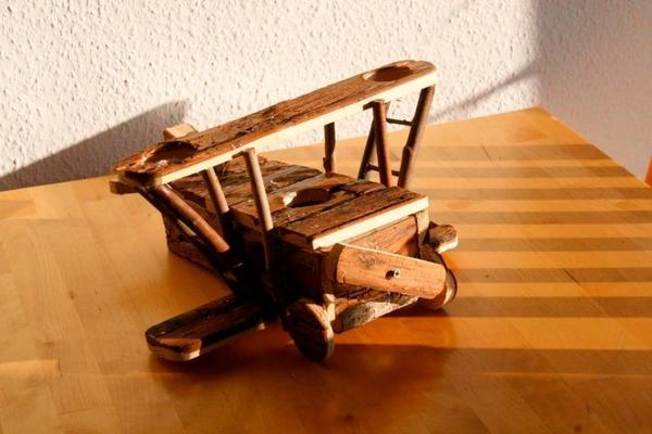 Holz-Flugzeug für » Zubehör für Haustiere