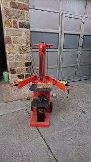 Holzspalter Benzinmotor 11