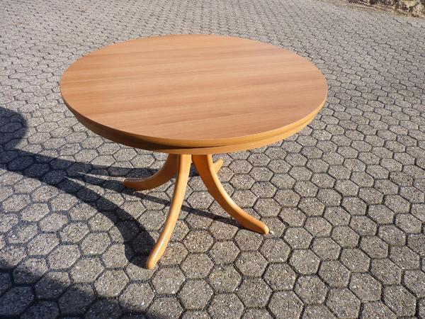 Ovale tischplatte neu und gebraucht kaufen bei for Holztisch ausziehbar