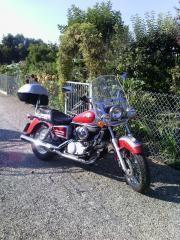 Honda Shadow 125c