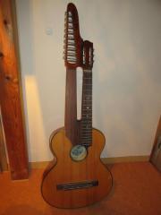 Hopf Meistergitarre 1961