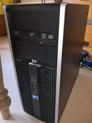 HP 8100 Elite