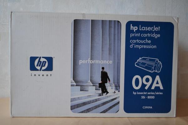 HP Toner C3909A 09A Schwarz